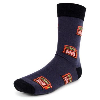 Men's Jackpot Novelty Socks - NVS1922