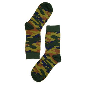 Women's Camouflage Novelty Socks - LNVS1906