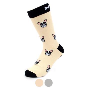 Women's French Bulldog  Novelty Socks - LNVS1909