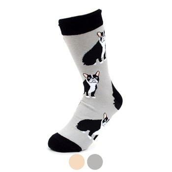 Women's French Bulldog Novelty Socks - LNVS1910