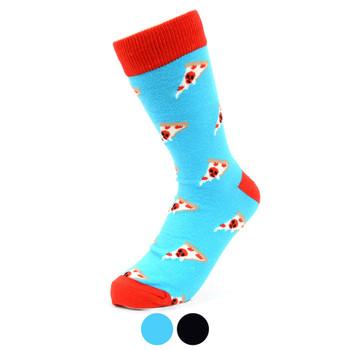 Women's Pizza Slice Novelty Socks - LNVS1911