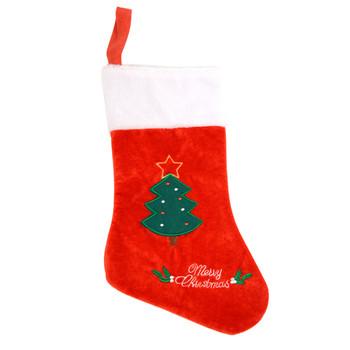 """""""Christmas Tree"""" Christmas Stockings - XSH5152"""