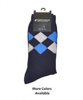 12pc. Pack Feraricci Sock MS9123