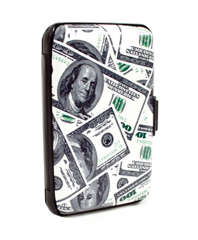 Card Guard Aluminum Compact Card Holder CASE022 (Money)