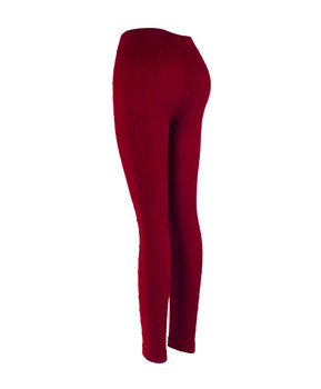 12pc Prepack Winter Ribbed Texture Leggings T9667
