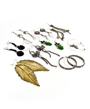 24pc Assorted Earring Sets SDAC000011