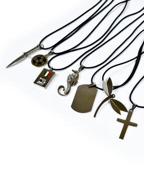24pc Assorted Men's Necklace Sets SDAC000016
