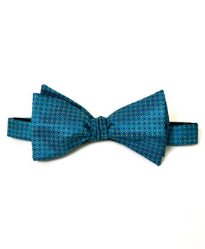 Silk Woven Freestyle Bow Tie FBS4704