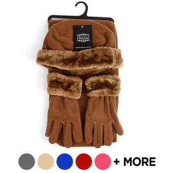 Women's Fleece Winter Set WSET60