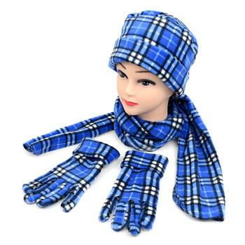 6pc Pack Women's Fleece Pliad Winter Set WSET8030