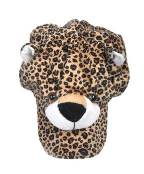 Animal Fleece Cap - Cheetah ACAP2020