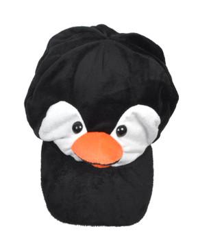 Animal Fleece Cap - Penguin ACAP2070