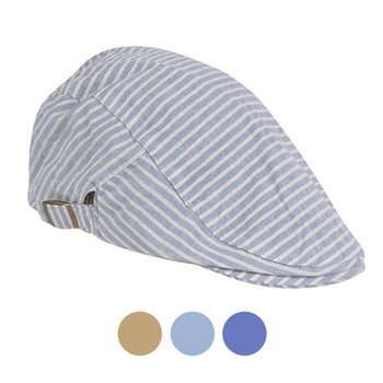 6pc Two Sizes Men's Spring/Summer Ivy Hat H6519