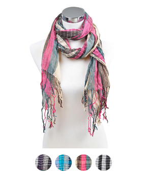 Women's Polyester Scarf LS3320
