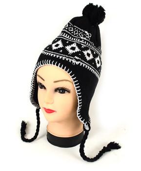 12pc Prepack Ski Hats H9256