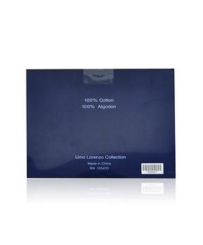 Boxed Men's Cotton Handkerchiefs 6pcs Set HB006