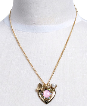 Pendant Necklace Heart - IMJJ2860