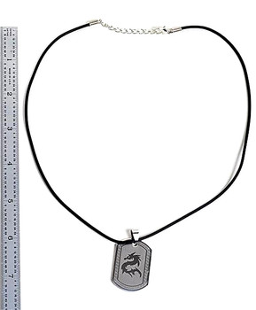 Pendant Necklace Dragon - IMJS0577