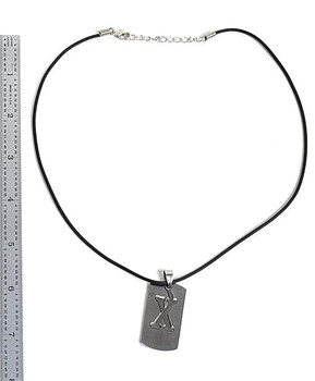 Pendant Necklace X - IMJS0573