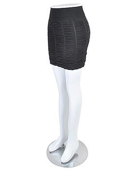 6 Pack Prepack Women's Stretch Skirt  L0423-5361BK