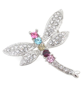 12pc. Brooch - Dragonfly IMBCBR0967