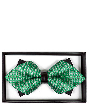 Diamond Tip Banded Bow Tie DBB3030-23