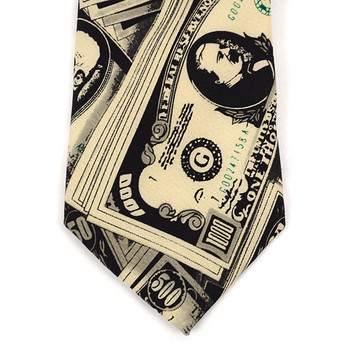 """Money"" Boy's Novelty Tie BN2610"
