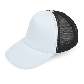 Two Tone Foam Front Mesh Back Trucker Cap (MTCAP3)