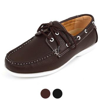 12pcs Men's Sleek Boat Loafers BGL1003