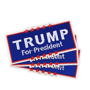2016 Donald Trump for President Patches - PTrump