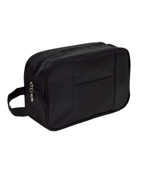 Black Travel Kit Bag TKBA01