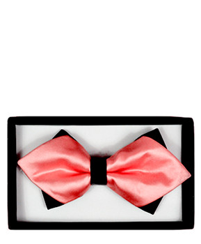 Diamond Tip Banded Bow Tie DBB3030-49