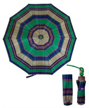 6pc Compact Folding Umbrella UM3004