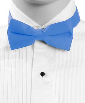 Boy's Poly Satin Bow Tie and Cummerbund Sets CBBT1301