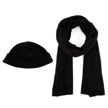 Men's Fleece Scarf & Hat Set WNTSET6571