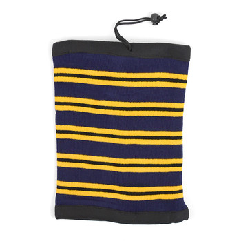 12pc Striped Acrylic 2-in-1 Head and Neck Warmer LS1010