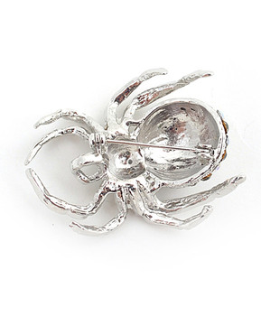 12pc. Brooch - Spider IMBCBR0413