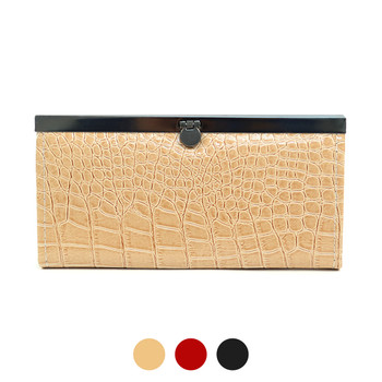 Faux Leather Wallet PUR1200