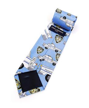 NYPD Novelty Tie NV3805