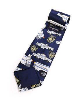 NYPD Novelty Tie NV3806