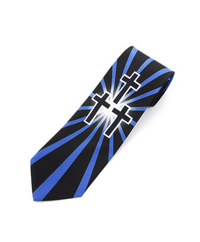 Cross Novelty Tie NV1560