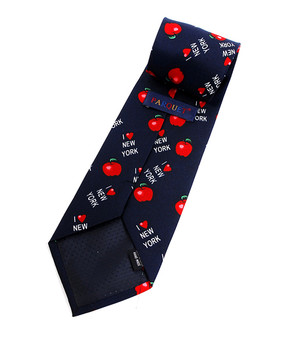 I Love NY Novelty Tie NV4460-NV