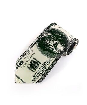 Money Novelty Tie NV4425