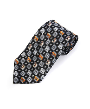 Lions & Tigers Novelty Tie NV3703