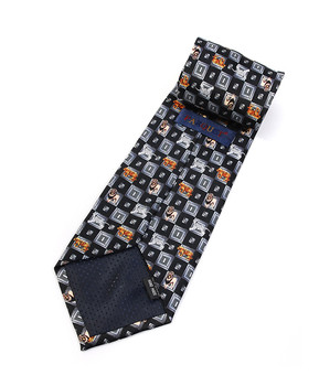 """""""Lions & Tigers"""" Novelty Tie NV3703"""