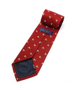 """Duck"" Novelty Tie NV4446-RD"
