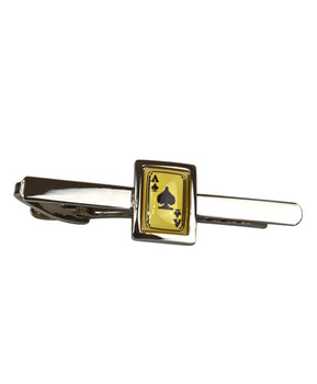 Aces Novelty Tie Bars TB1725