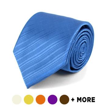 Micro Fiber Poly Woven Tie MPW2712