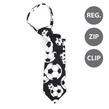 Boy's Soccer Novelty Tie BN2403-T