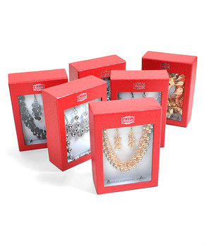 12pc Prepack Assorted Necklace & Earrings Sets NES1000